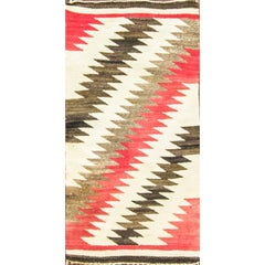 Navajo Saddle Rug Germantown Design