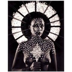 Barron Claiborne, Spotted Virgin of Kiambu 'Njuhi,' USA, circa 2005