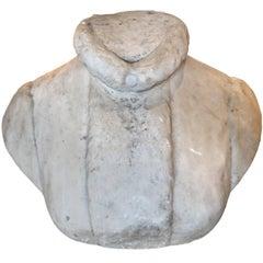 Marble Headless Bust