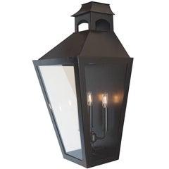 Large Classic Georgian Style Custom Produced Exterior Lantern