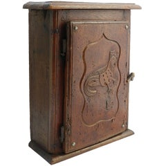 Spice Cupboard Small French Country House, 18th Century