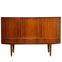 Danish Rosewood Sideboard or Highboard