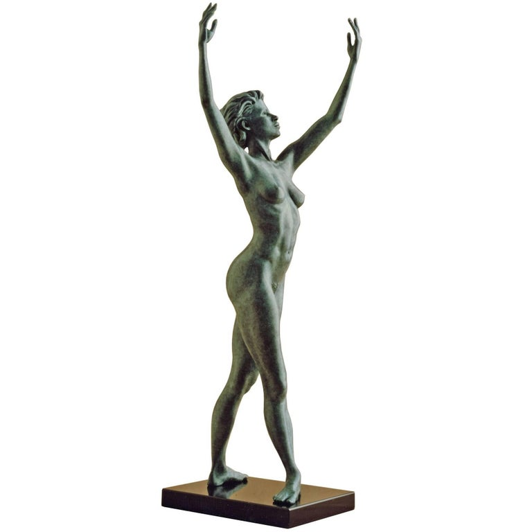 "Tanya Ragir ""Palla 2"" Bronze Sculpture, Limited Edition of 9"