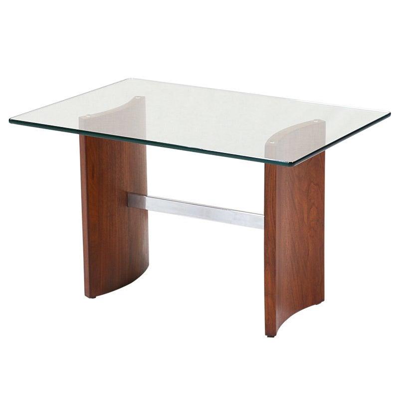 """Vladimir Kagan """"Propeller"""" Side Table for Selig"""