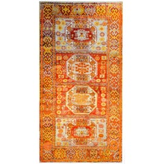 Early 20th Century Anatolian Tribal Rug