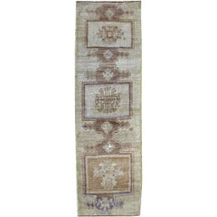Vintage Turkish Kars Runner