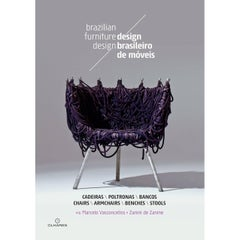 """Brazilian Furniture Design - Chairs, Armchairs, Benches and Stools"" Books"