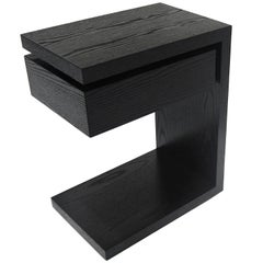 Vesey Wood Side Table