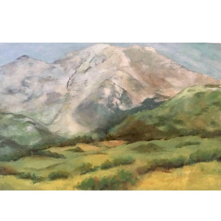 Vintage Landscape Painting 1