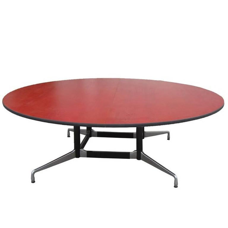 Ft Herman Miller Eames Wood Conference Table For Sale At Stdibs - 7 ft conference table