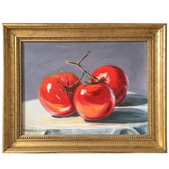 Composition of Three Tomatoes by Melinda Gandy, 2000