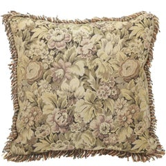 Vintage Tapestry Pillow