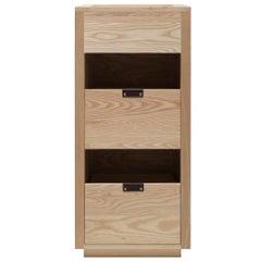 Dovetail 1 x 2.5 Vinyl Storage Cabinet