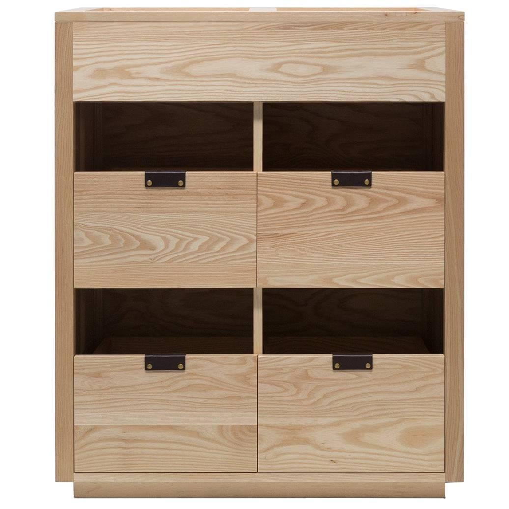 Dovetail 2 x 2 5 vinyl storage cabinet for sale at 1stdibs