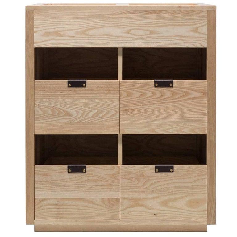 Dovetail 2 x 2.5 Vinyl Storage Cabinet