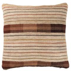 Memo Indian Handwoven Pillow