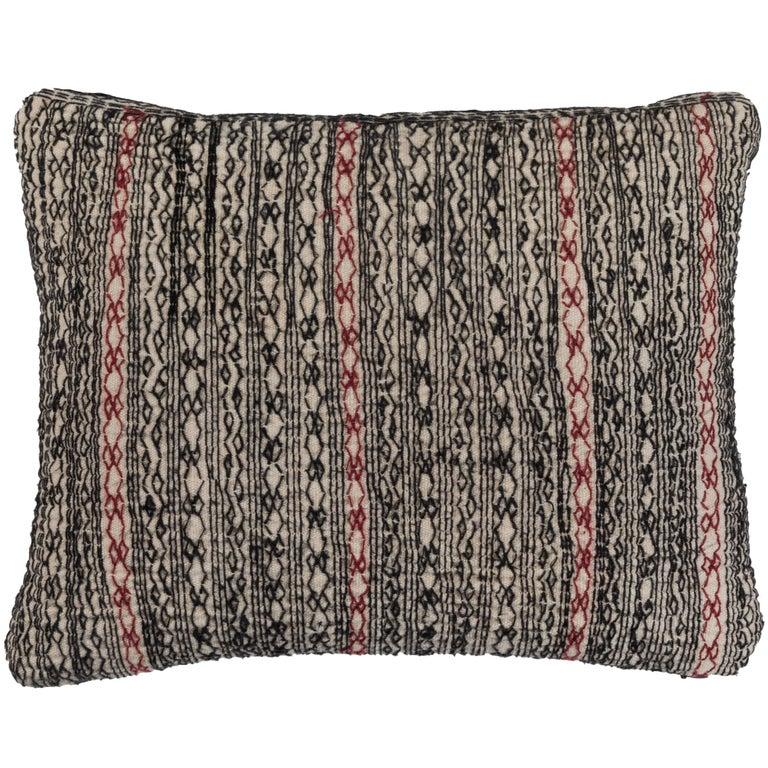 Afghani Nuristan Pillow For Sale