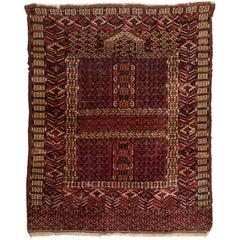 Turkmen Ensi Antique Rug