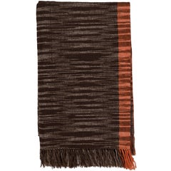 Indian Handwoven Throw