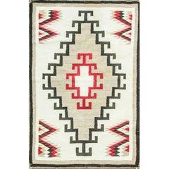 Incredible Antique Navajo Rug