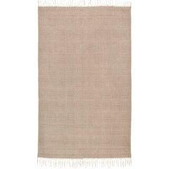 Mid-20th Century Finnish Flat-Weave Rug
