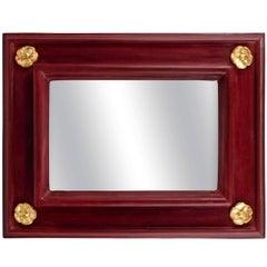 Lidia Gold Mirror