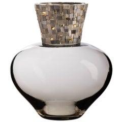 Corona Grey Vase