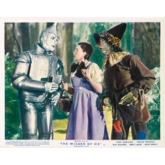 """The Wizard of Oz,"" Film Poster"