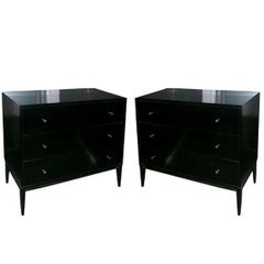 Pair of Paul McCobb Planner Group Dressers