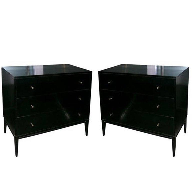 Pair of Paul McCobb Planner Group Dressers