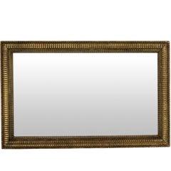 English Giltwood Mirror