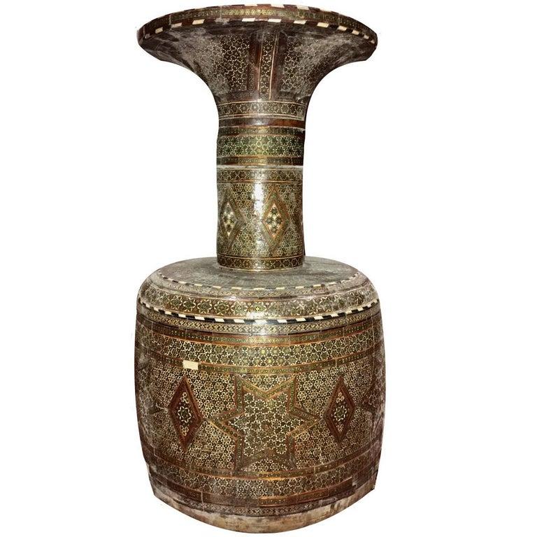 19th Century, Qajar Drum