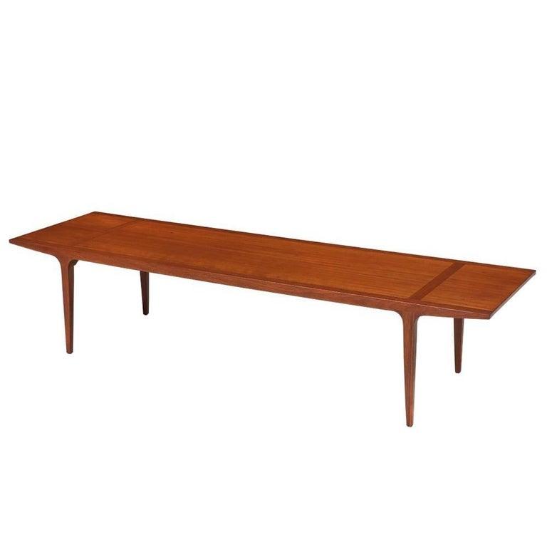 John Van Koert Profile Coffee Table For Drexel For Sale At 1stdibs