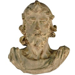 16th Century Head Of A Noble