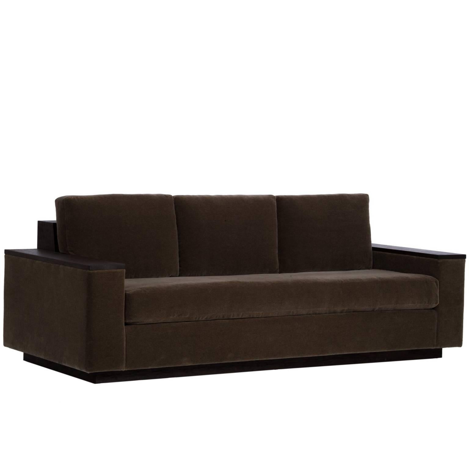 Marvelous Bolton Sofa In Mohair
