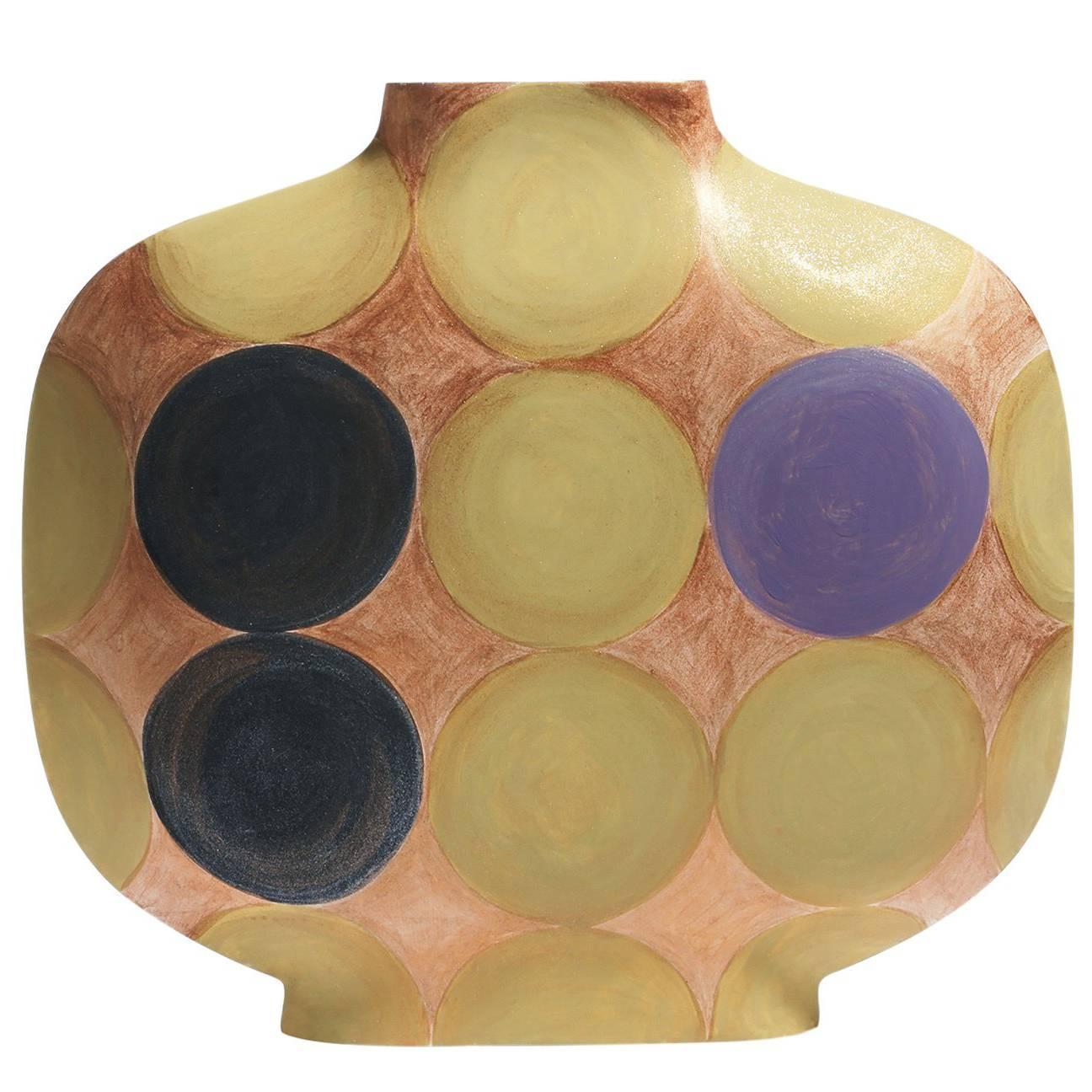 Short Palma Afro Vase