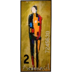 Figurative with No. 2 by Vladimir Prodanovich