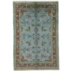 Vibrance, Hand Knotted Area Rug