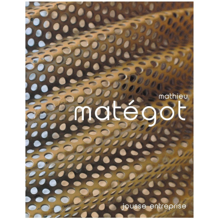Mathieu Mategot Book