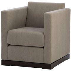 Ralph Swivel Club Chair