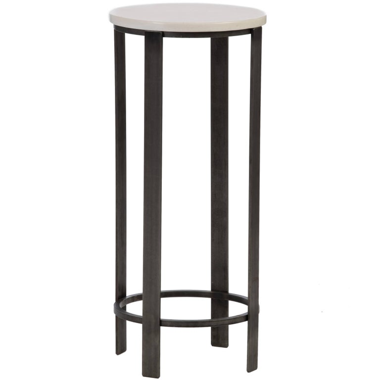 Hand-Forged Marlowe Side Table