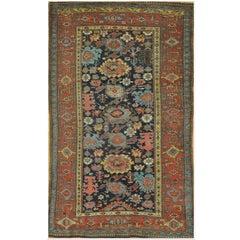 Antique Handmade Persian Bidjar Rug