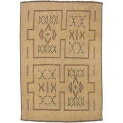 Handwoven Moroccan Tuareg Mat
