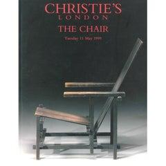Christies London - The Chair 'May 1999 & November 2000'