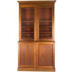 Antique Bookcase, Mahogany Bookcase, Antique Furniture Sale