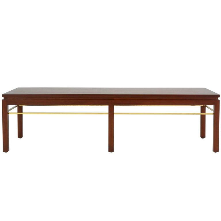 Dunbar Model 313 Coffee Table or Bench by Edward Wormley
