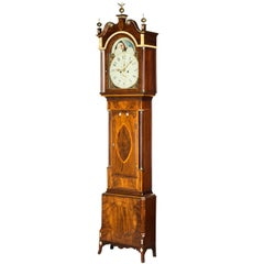 Regency Period Long-Case Clock by James Powell of Worcester