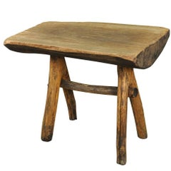 Rustic 19th Century Spanish Bistro Table