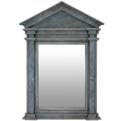 Midcentury Architectural Mirror