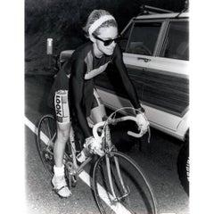 "Vintage Madonna Photograph, Malibu California 1987 ""PCH"""